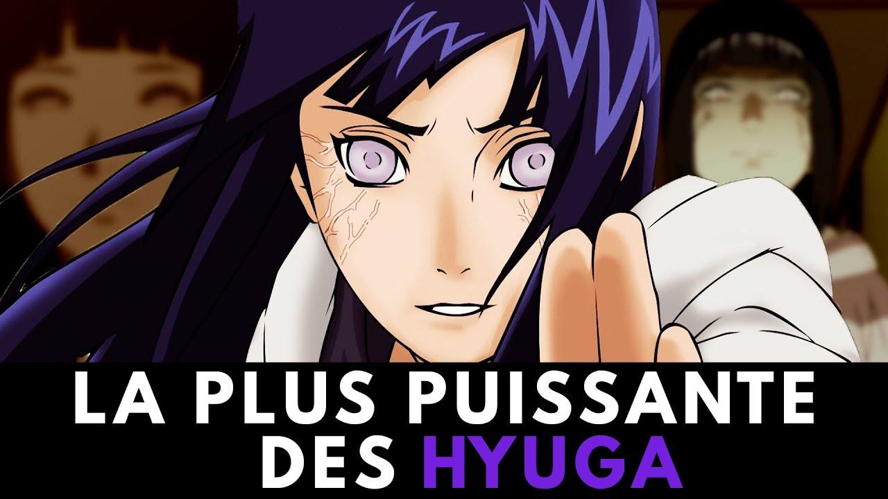 POURQUOI HINATA EST LA PLUS PUISSANTE HYUGA (+NARUHINA)