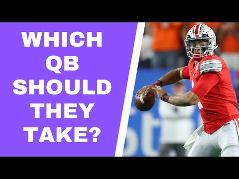 Minnesota Vikings NFL draft targets: Justin Fields or Trey Lance?