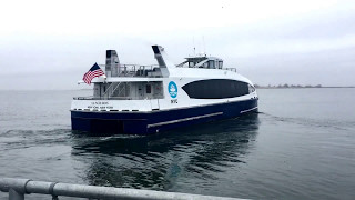 "NYC Ferry ""Lunch Box"" Rockaway Route"