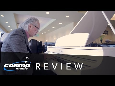 Yamaha CLP-695GP Clavinova Grand Piano Review - The closest thing to a real grand piano?