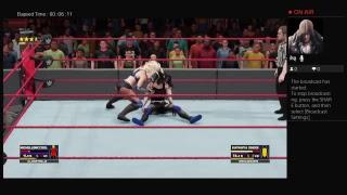 Antwain Golden WWE 2K18  Highlights