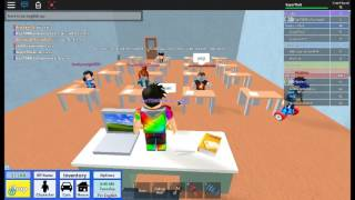 ROBLOX HIGHSCHOOL EPISODE 2 SEASON 2 {FIRST DAY OF TACHING IN SCHOOL}