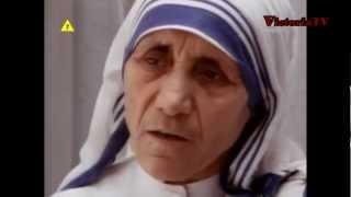 Matka Teresa z Kalkuty w obronie dzieci nienarodzonych