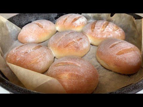 Вопрос: Как сделать хрустящие булочки?