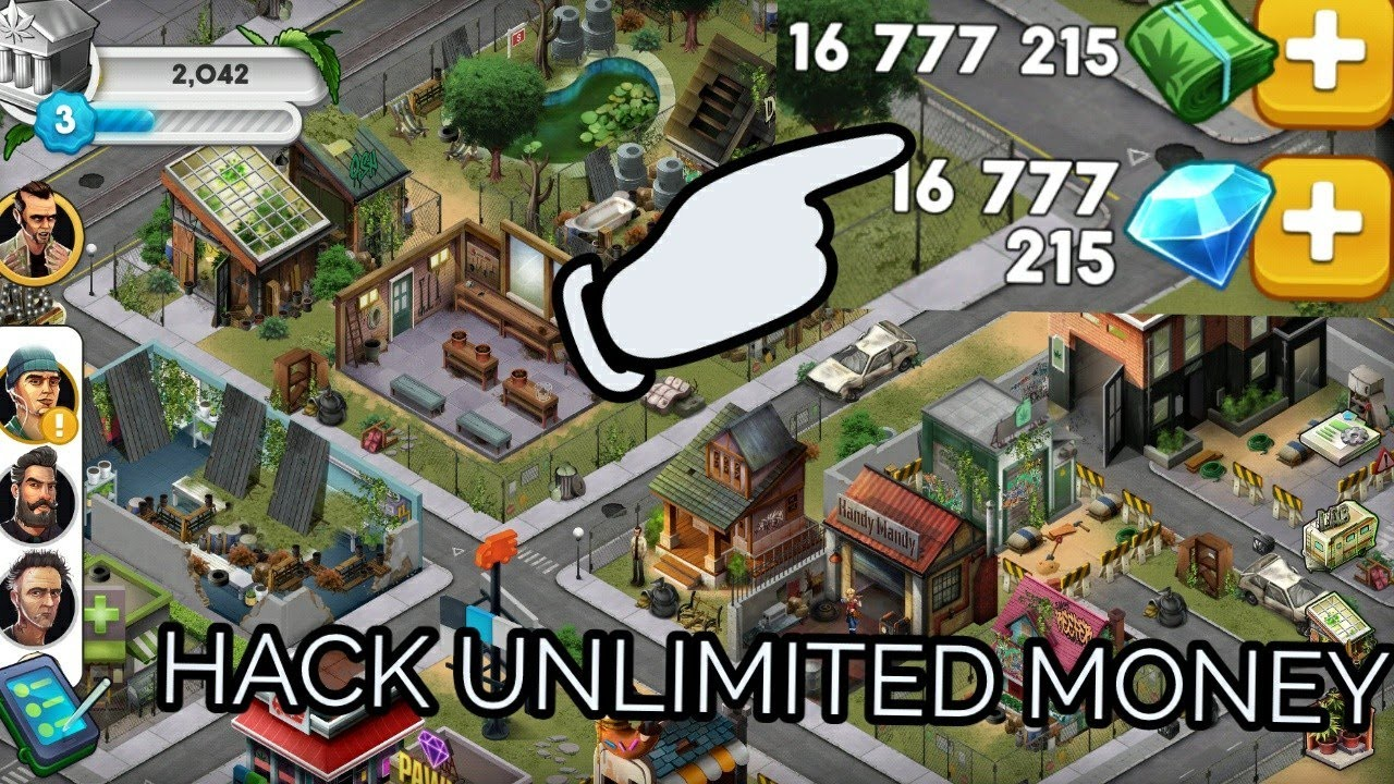 Hempire weed growing Hack mod apk  Heats unlimited money 1 13 0 by GAMER  SOLUTIONS