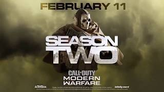 Modern Warfare Season 2 Official Trailer