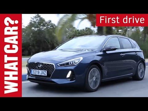 2017 Hyundai i30 review   What Car? first drive