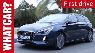 2017 Hyundai i30 review What Car first drive