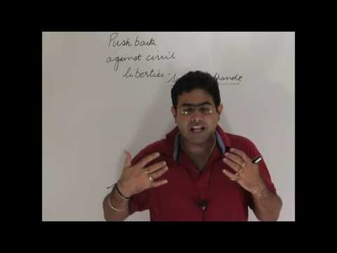CIVIL LIBERTIES PROTECTION   | UPSC | the hindu editorial |24-9-16 | brainyias.com