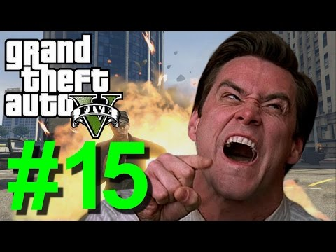 Thumbnail: RAGEUX GTA V EPISODE 15 JIM CARREY