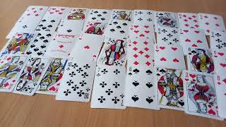 ♦♠♥♣ГДЕ, С КЕМ, ЧЕМ ЗАНЯТ? онлайн гадание на игральных картах, цыганский расклад