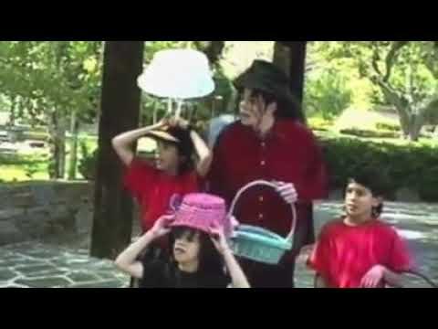 Micheal-Jackson-Children-Play