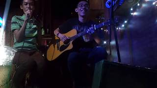 Anh Không Muốn Bất Công Với Em ft練習cover by Mr Chìu Chìu ft Mr Danh Đỗ at GÕ Cafe Acoustic(20170701)