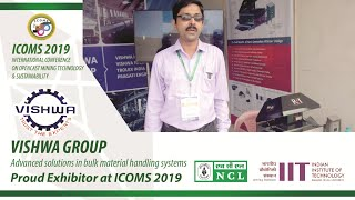 ICOMS 2019 | Exhibitor | VISHWA GROUP