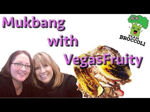 Mukbang With VegasFruity | Ep:963