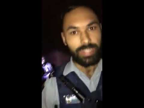 NSW police harassment at is finest CST W.BOTT