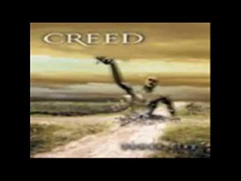 CREED-With Arms Wide Open [HD] [LYRICS]