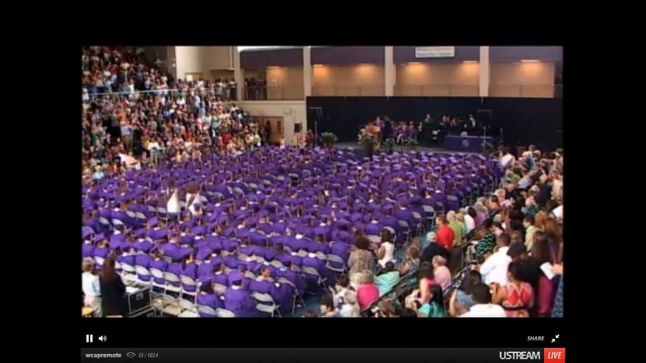 2013 Graduation Broughton High School, Raleigh, NC - YouTube