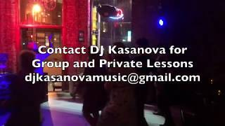 Salsa Lesson Video @ Gibraltar MKE