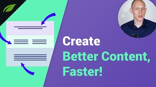 Content Patterns: Write Better Blog Posts, Faster
