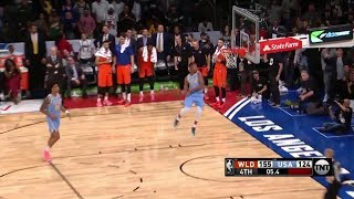 NBA All-Star 2018 Top 10 Missed Dunks Video