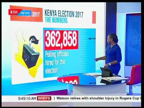 Kenya Election 2017: These are the numbers to watch