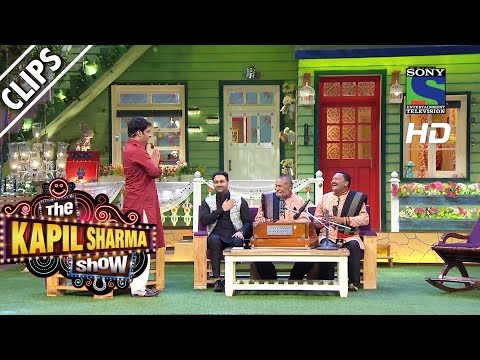 Kapil Welcomes Wadali Brothers to the show - The...