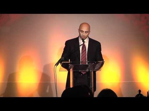 Ambassador Al Otaiba's Remarks at the TYO Gala 10-21-10