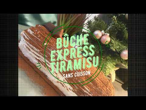 🎅-bûche-de-noël-express-sans-cuisson-tiramisu-ni-oeuf-🎄express-christmas-log-tiramisu-without-egg