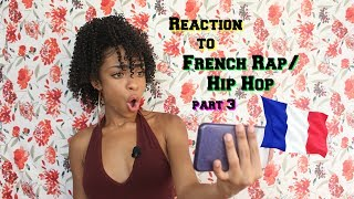 Reaction to French Rap/ HipHop | Nekfeu, Bigflo and Oli, Lartiste, Rsl