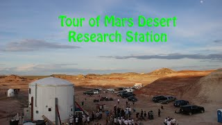 The Hab - A tour of the Mars Desert Research Station (MDRS)