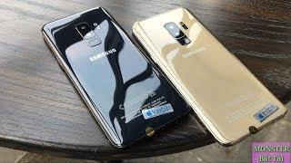 Samsung Galaxy S9+ Đài Loan đã có trong khi chính hãng thì chưa có , mấy anh Tàu quá đỉnh