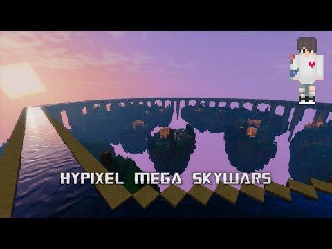 Hypixel Mega Skywars Highlights - Childish
