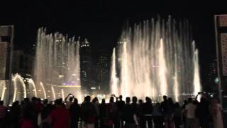 Dubai Fountain-نافورة دبي (Ezel)