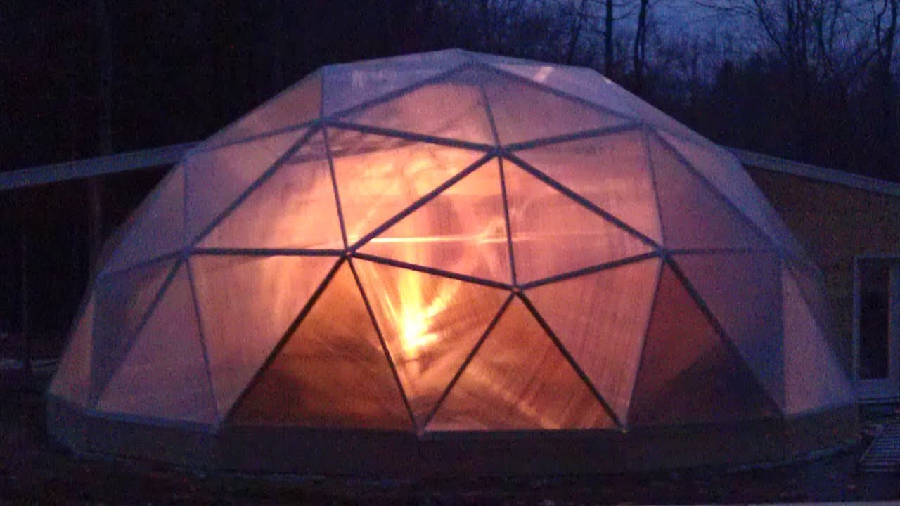geodesic dome greenhouse part 9 polycarbonate youtube. Black Bedroom Furniture Sets. Home Design Ideas