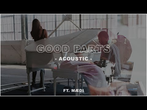 Смотреть клип Justin Caruso - Good Parts Feat. Mædi | Acoustic