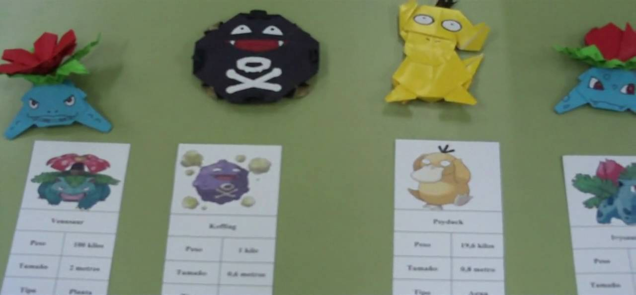 How To Make Origami Pokemon Bulbasaur Origami Tutorial Lets Make It