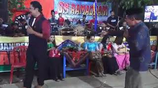 lewong gedrug om ramadhani cover fero adena live candi