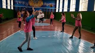 Уроки фізкультури в Куликівській ЗОШ