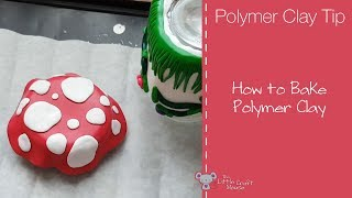 How to Bake Polymer Clay?