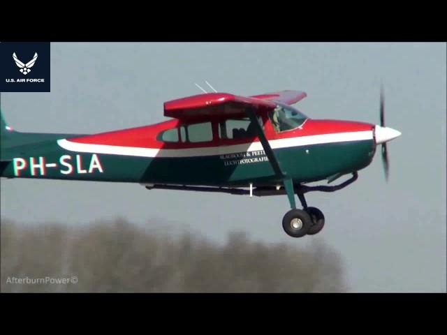 Fighters | Fighter Jet | Classic Cessna 180J Skywagon 180 PH-SLA TEUGE AIRPORT