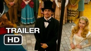 Oz the Great and Powerful Official Trailer #2 (2013) - Wizard of Oz Movie HD