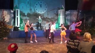 �������� ���� РОК-Н-РОЛЛ СТИЛЯГ группы Колибри на Капустнике 2017 ������