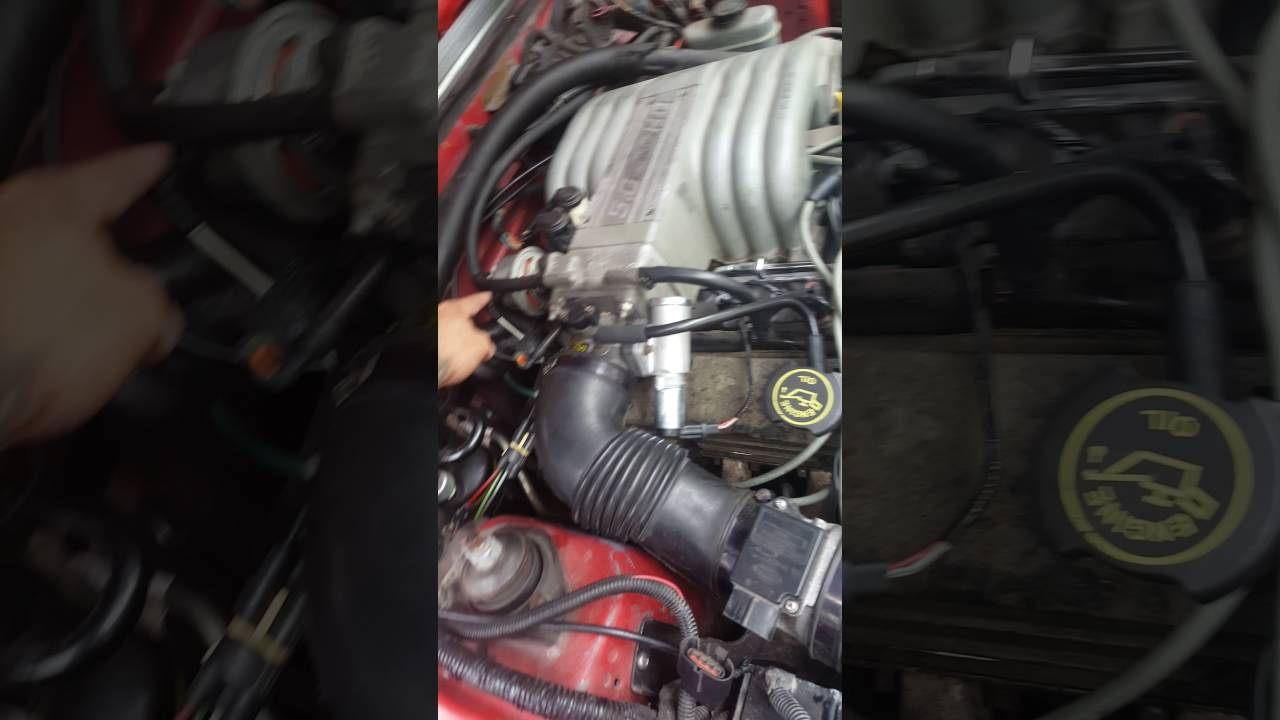 1990 Mustang 50 Maf Issue Youtube 88 Fuel Filter Location