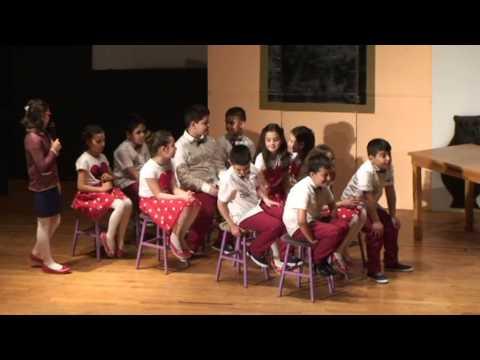 Kariyerim Koleji 2015 3.Sınıflar Yıl Sonu Gösterisi 2. Bölüm