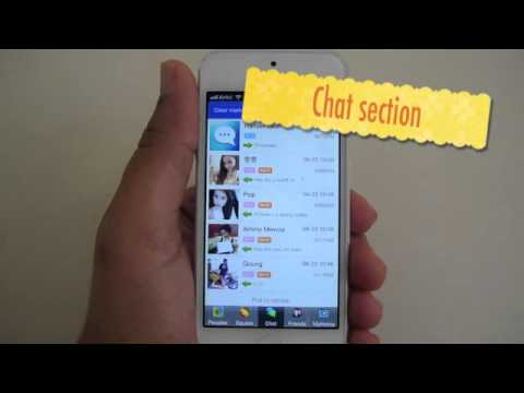 Cerca Chat app from YouTube · Duration:  42 seconds
