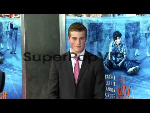 Jake Picking at 'The Way, Way Back ' New York Premiere on...