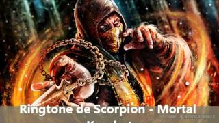 Ringtone de Scorpion   Mortal Kombat