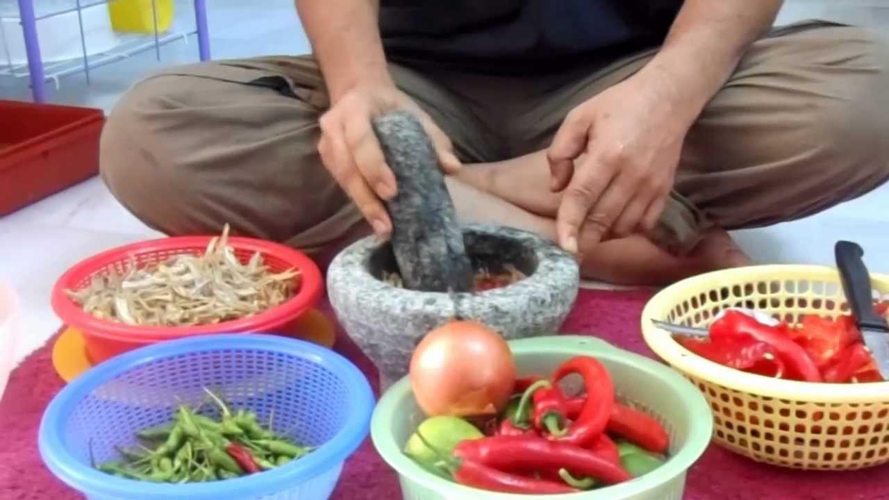 Sambal Tuk Recipesbnb Andaliman Sichuan Peppercorns Plangiyoutube