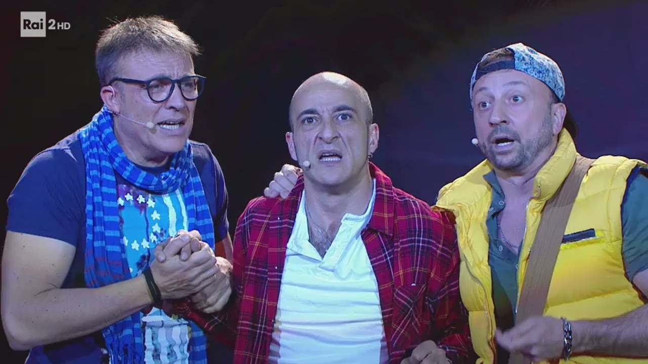 Download I Ditelo Voi - Horror Comedy - Made in Sud 16/05/2017